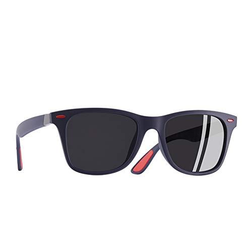 CCGKWW Brand Design Klassische Polarisierte Sonnenbrille Männer Frauen Driving Square Frame Sonnenbrille Männliche Schutzbrille Uv400 Gafas De Sol