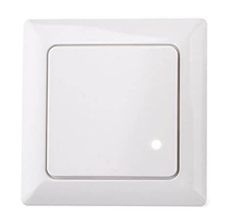 HUBER MOTION 8HF, Radar Bewegungsmelder 180°/360°, weiß, Unterputz für Innenraum- und Wandmontage, hochsensibel durch
