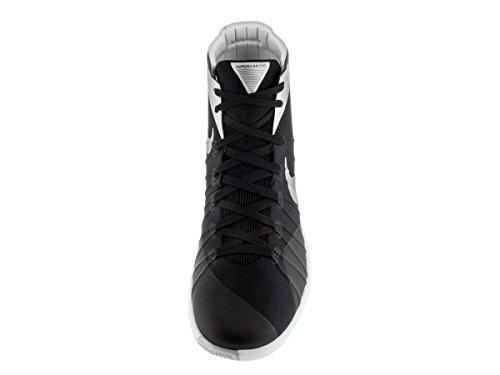 Hyperdunk 2015 della squadra di pallacanestro Scarpa nero / antracite / bianco / argento 8,5 M Us Black/Mtllc Silver/Anthrct/Wht