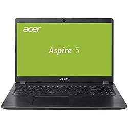 Acer Aspire 5 (A515-52G-52S7) 39,6 cm (15,6 Zoll Full-HD matt) Multimedia Laptop (Intel Core i5-8265U, 4 GB RAM + 16 GB Intel Optane Speicher, 1.000 GB HDD, NVIDIA GeForce MX130, Win 10) schwarz Acer Aspire