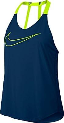 Nike W nk BRTHE Tank elastka GRX sw Ärmelloses Shirt, Damen, Damen, W NK Brthe Tank Elastka Grx SW