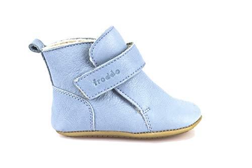 Froddo Prewalkers Winterboots Fell Light Blue 22