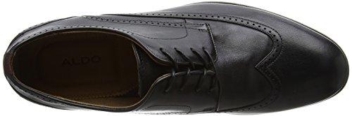 Aldo Bonville, Scarpe Stringate Uomo Nero (Black Leather)