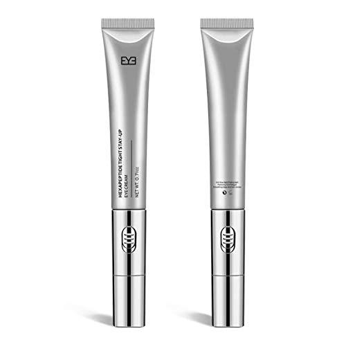 Hydrating Eye Massager Anti-Aging Eye Cream, Hydrating Eye Serum Gel for Puffy Eyes, Dark Circles, Eye Bags, Crows Feet and Wrinkles -