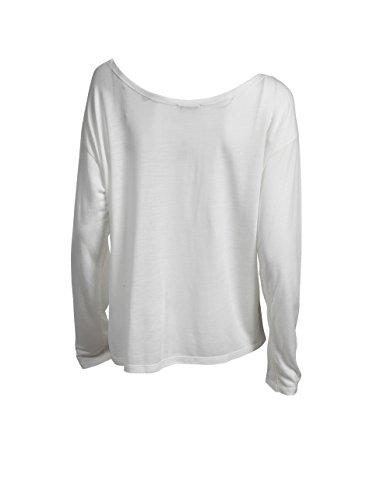 LEI 1984 Damen Shirt Olivia Aus Viskose in Weiss Blanc