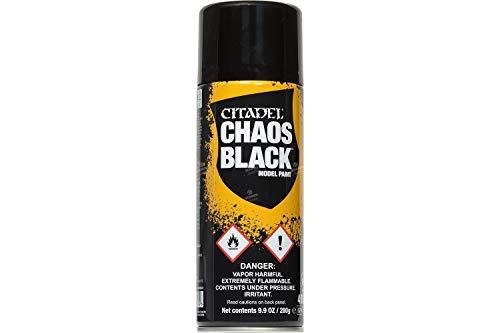 Citadel Chaos Black