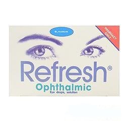 Allergan Refresh Contacts -