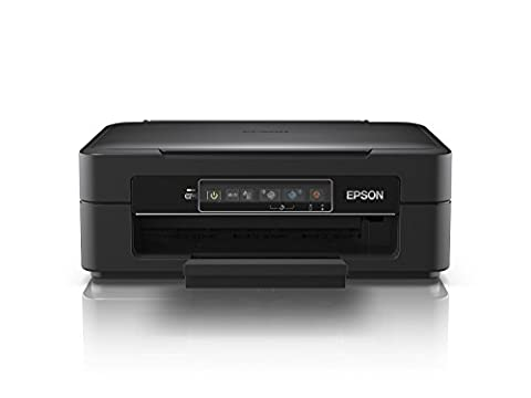 Epson Expression Home XP-245 3-in-1 Tintenstrahl-Multifunktionsgerät (Drucker, Scanner, Kopierer, WiFi, Einzelpatronen) (Scanner A4 Lan)