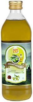 POMACE OLIVE OIL - 1 LTR