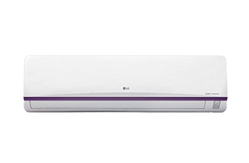 LG 2 Ton 3 Star Dual Inverter Split AC (Alloy,...