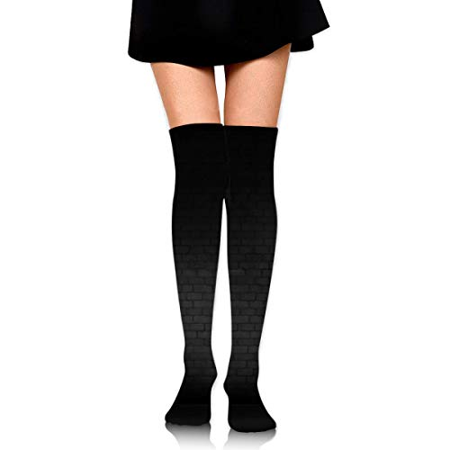 Socks Thigh High Knee Boxing Long Tube Dress Legging Athletic Compression Stocking ()