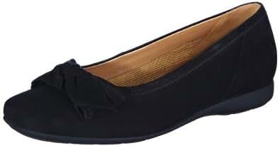 Gabor Shoes Gabor Comfort 72.652.87, Damen Ballerinas, Schwarz (schwarz), EU 44 (UK 9.5) (US 12)