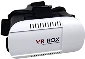 Generic VR-6 3D Glasses Compatible with Apple iPhone 4 Video Glasses (Black and White)
