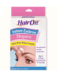 Immédiat Kit Sourcils Shapers, 34 Kit Piece - HairOff