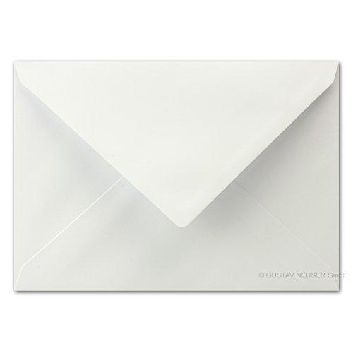 Sobres DIN C5//16,1x 22,8cm//Con nassklebung, Blanco 90g/m²//Cantidad Descuento., color weiss C5