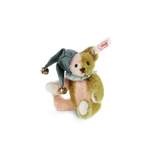 Harlequin limited edition teddy bear by Steiff - EAN 034510