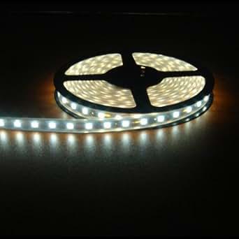 Bandeau / Ruban à LED - Blanc Froid - au mètre - 120 LED / m