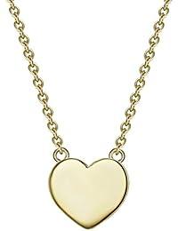 Goldkette damen herz  Suchergebnis auf Amazon.de für: herzkette gold: Schmuck