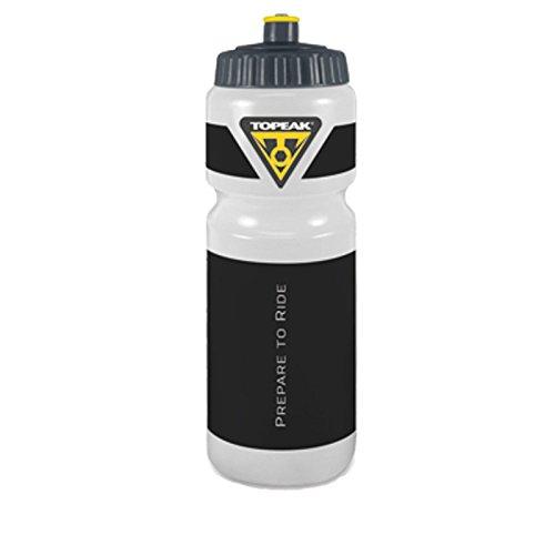 Topeak Wasser Trink Flasche Sport Bottle Fahrrad geschmacksneutral spülmaschinenfest, 1800021, Ausführung 750 ml