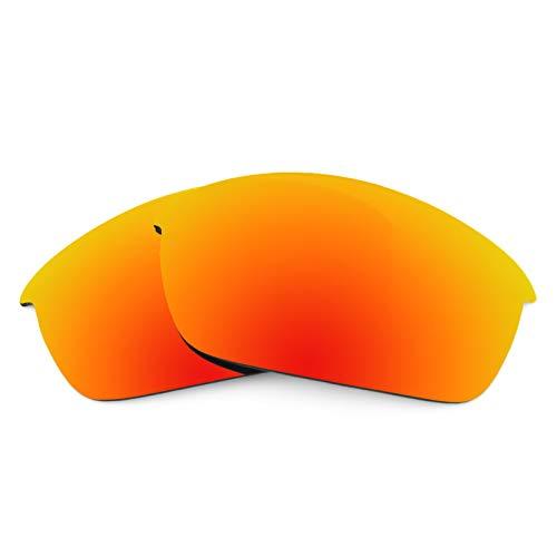 Revant Ersatzlinsen für Oakley Flak Jacket Polarisierung Elite Feuerrot MirrorShield®