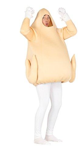 Imagen de disfraz pollo asado
