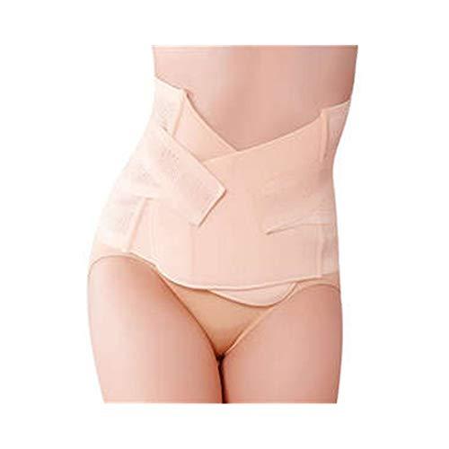 Schnelltrocknende Sportbekleidung Elastische, atmungsaktive Belüftung postpartale postnatale Schwangerschaft Erholung Gürtel für die Hüfte Taille Abnehmen Shaper Wrapper Unterleib Unterstützung Gürtel - Taille Hüften