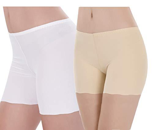2 Pack Mujeres Estiramiento 4 vías Sin Costura Pantalones