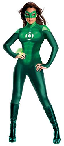 Green Lantern Catsuit Kostüm - grün - Medium