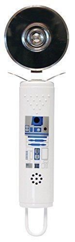 Star Wars R2 D2 Taglia Pizza con suoni