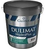 Peinture GUITTET DULIMAT HYDRO+ BLANC 15 LITRES