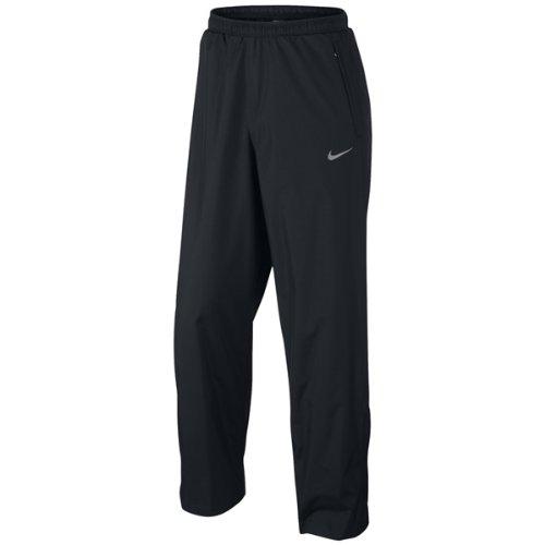 2014 Nike Storm-Fit Herren Regen Hose Waterproof Golf Hosen-Schwarz- Large -