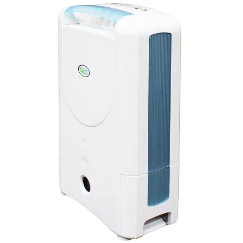 Ecoair DD122FW MK5 - Deshumidificador ionizador filtro