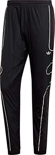 Woven Track Hosen (Adidas Flamestrike Woven Track Pant Black L)