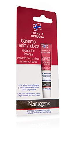Neutrogena Bálsamo Nariz y Labios Reparación Intensa - 15 ml.