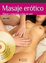Masaje erótico (+DVD) (Salud Y Vitalidad) por Ada miM