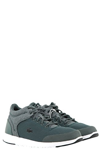 Lacoste ,  Herren Sneakers 12X Dk Grn/Blk