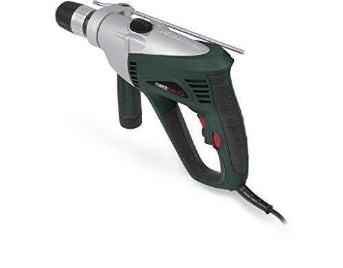 Schlag Bohrmaschine 850 Watt + Handgriff Schnellspann Bohr Futter Kugel Gelenk und Gummi Kabel XQ5203