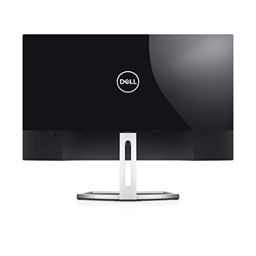 Dell S2318H 23 inch IPS monitor 6 ms Response Time extensive HD 1920 x 1080 for 60 Hz VGA HDMI bundled speakers Black Monitors