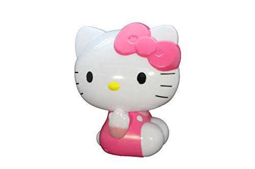 Hello Kitty 3D Light Nachtlicht Tischlampe Schlummerlicht LED batteriebetrieben (Hello Kitty Licht)