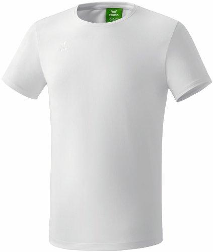 erima Kinder T-Shirt Style, weiß, 128, 208353
