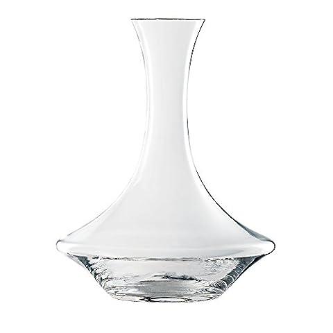 Spiegelau & Nachtmann, Dekantierkaraffe, Kristallglas, 1,0 l, Authentis, 7240257