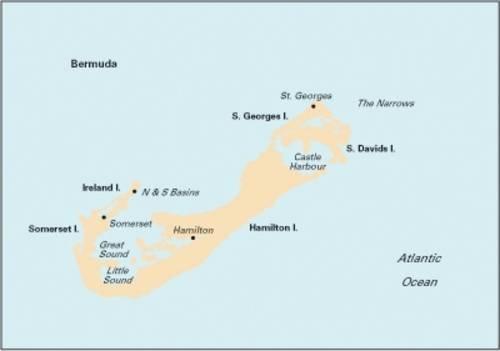 Imray Chart E5: Bermuda (Imray Chart E05)