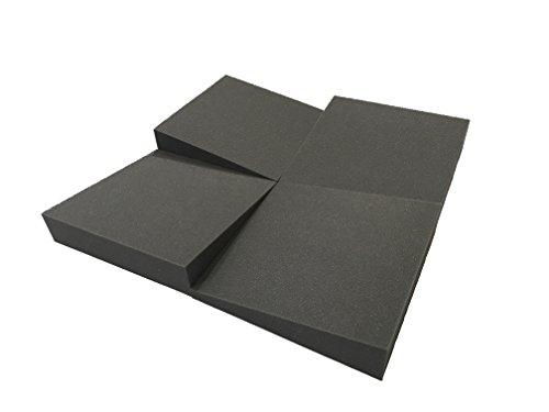 Advanced acoustics pannelli fonoassorbenti in schiuma per