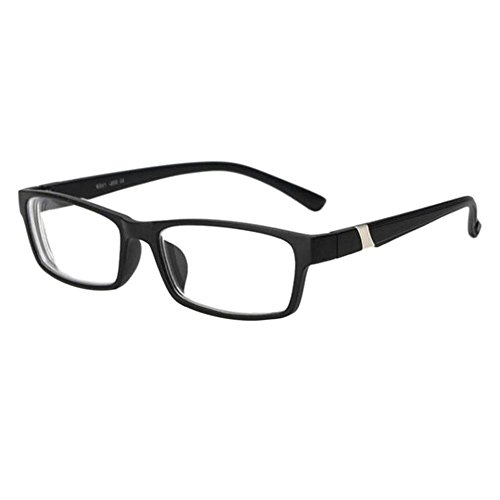Deylaying Unisex Voll Rahmen Kurzsicht Kurzsichtig Eyewear Kurzsichtigkeit Myopia Brille -1.0 -1.5...