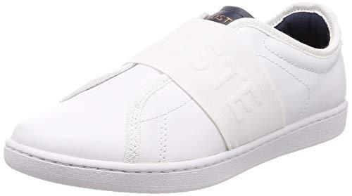Lacoste Sneaker Low Carnaby EVO Größe 39 Weiß (Weiß)