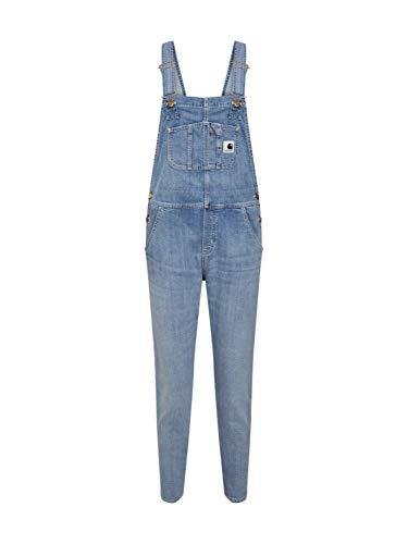 Carhartt Denim Bib Overalls (Carhartt WIP Damen Jeans Hose Bib Overall Jeans)