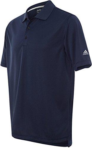 adidas Herren Poloshirt Mehrfarbig Parent Parent Mehrfarbig - Navy / Weiß