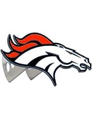 NFL Trailer Hitch Cover - Denver Broncos by Siskiyou