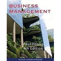 Business Management 4th Edition Paul Hoang IBID Press