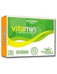 Infisport S.L.  - Vitamin blisters con 30 capsulas